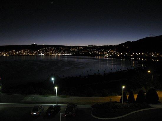 Libertador Lake Titicaca-bild