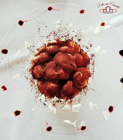 Fiano Romano, Włochy: Uno dei nostri squisiti dolci: Il Tiramisù