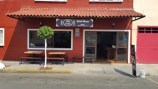 Restaurante 424 Kitchen