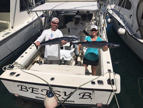 Betsy B Barbados Fishing Charters