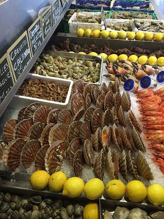 Neptune Coquillages Marseille Restaurant Bewertungen