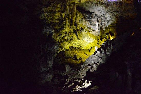 Most Azishskaya Cave: В Большой Азишской пещере