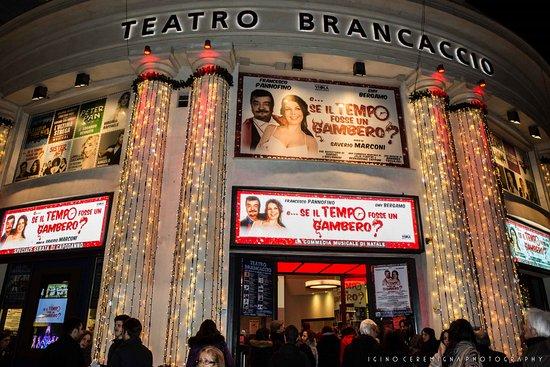 Teatro brancaccio roma aggiornato 2018 tutto quello - Teatro brancaccio aggiungi un posto a tavola ...