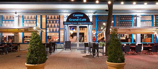 Numero Casino Grand Cafe Vichy