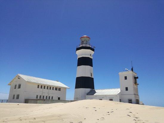 Cape Recife Nature Reserve: Lighthouse