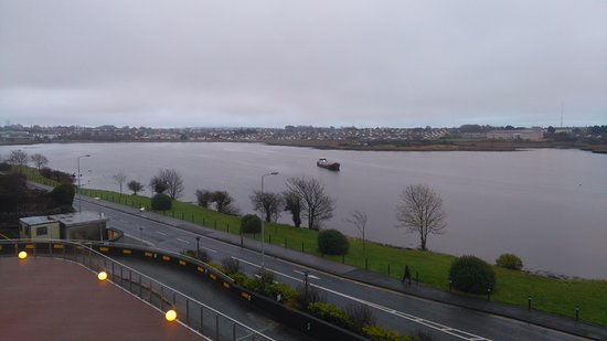 Radisson Blu Hotel & Spa, Galway: View from room