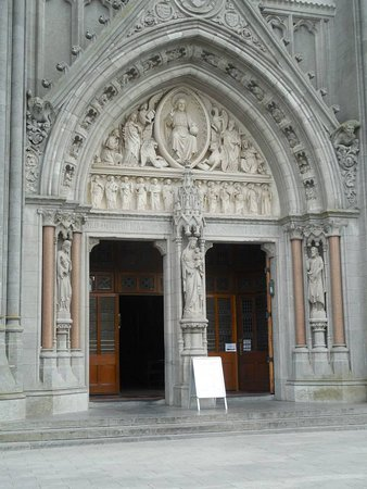 Cobh, Irland: Front entrance