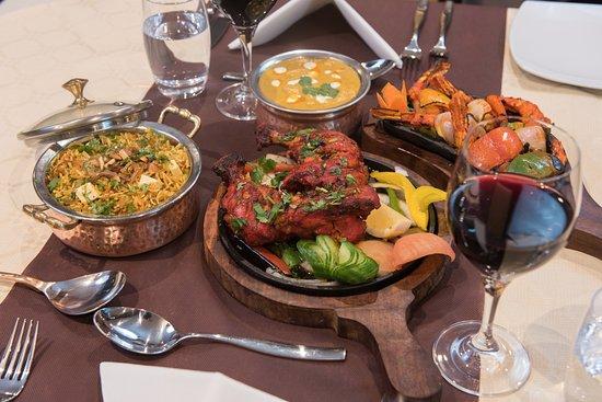Saffron Indian Restaurant in St Julians, Malta - Truly Indian