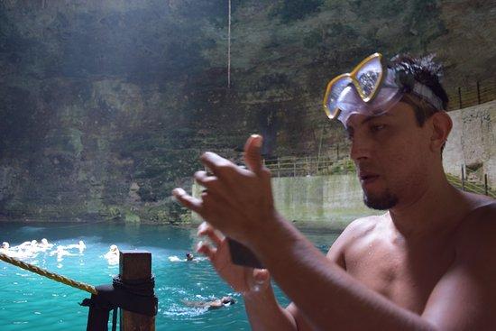 Temozon, Mexico: xavier areizaga en face para preguntas de sitios de interes me encanta viajar