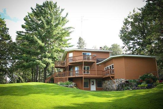 Park Rapids, MN: Lodge at Half Moon Trail