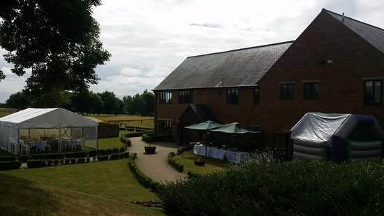 Banbury, UK: Summer Party at Rye Hill