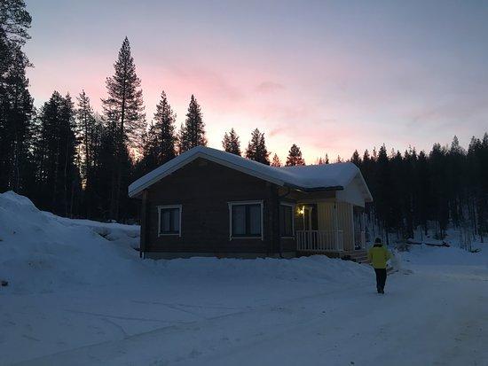 Valkea Arctic Lodge – kuva