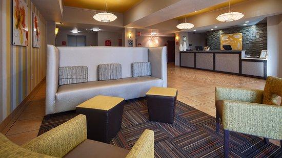 BEST WESTERN Auburndale Inn & Suites: Lobby