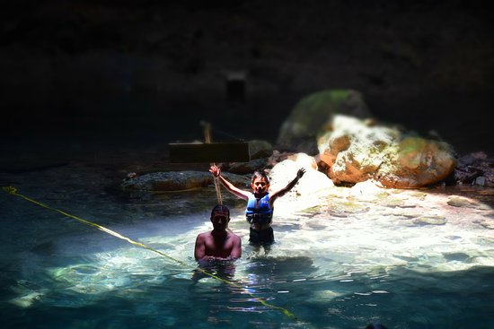Юкатан, Мексика: leo y xavier
