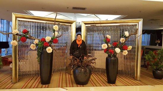Ingresso Hotel Picture Of Xian Titan Times Hotel Xi An
