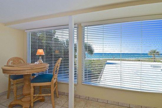 Nokomis, FL: Unit 14 - View from living room