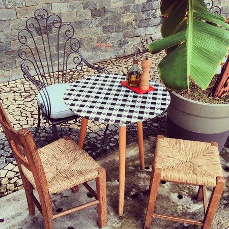 Pasta em Casa: Acomode-se!