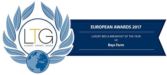 Stowmarket, UK: Luxury Travel Guide Award Winner!