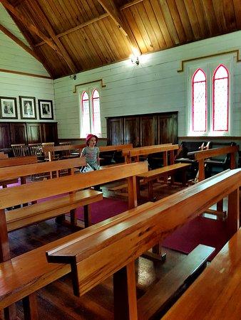 Nelson, Nueva Zelanda: church