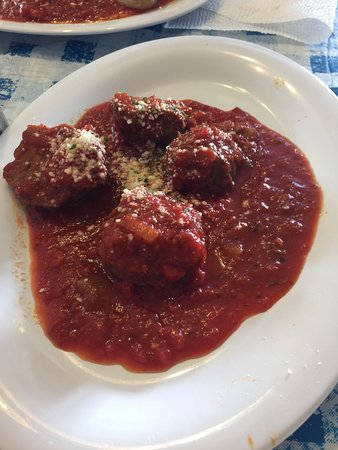 Childersburg, AL: Side of meatballs