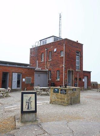 Totland, UK: Needles Battery