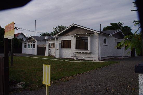front buildings