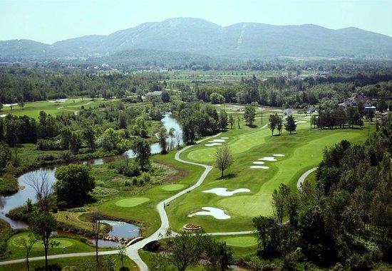 """Résultat de recherche d'images pour """"photos golf Royal bromont"""""""