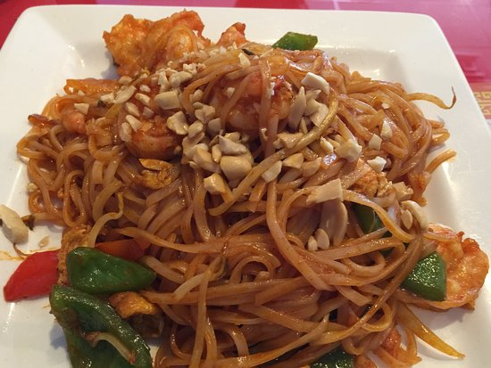 Fort Morgan, CO: Drunken Noodle