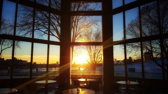 Ottawa, Canadá: Cafeteria
