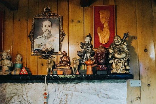 Des Moines, WA: Old school thai