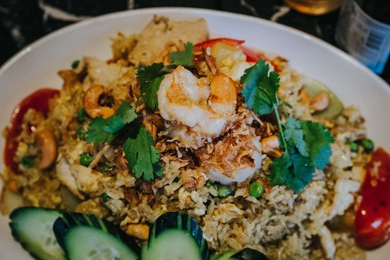 Des Moines, WA: Emerald Thai Fried Rice