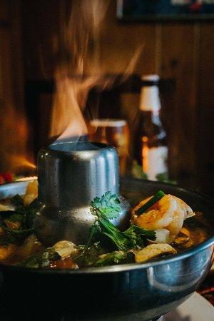 Emerald Thai Cuisine: Tom Yum