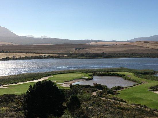 Kleinmond, Νότια Αφρική: Hole 9