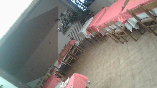 Castelletto Molina, Włochy: Trattoria da nello e lina