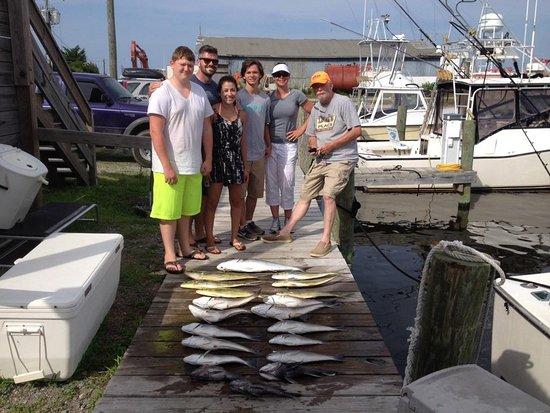 Instigator Fishing Charters