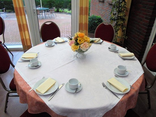 Barssel, Tyskland: Frühstücksraum