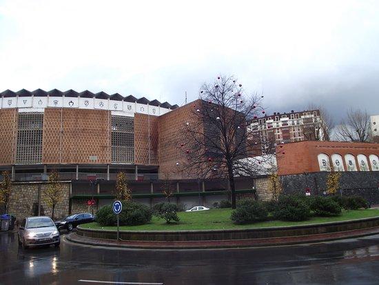 Exterior Of The Bullring Picture Of Plaza De Toros De Vista Alegre