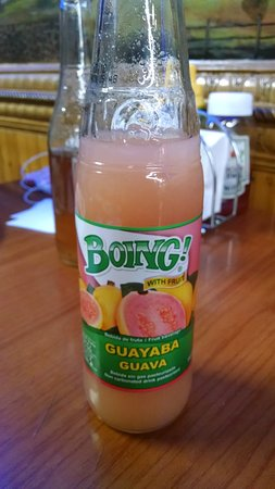 ‪‪Hyattsville‬, ‪Maryland‬: Guava drink, it was good though I am not sure what it was.‬