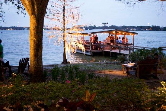 Hillstone Restaurant Winter Park