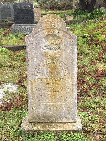 Manchester, Kalifornien: Evergreen Cemetery