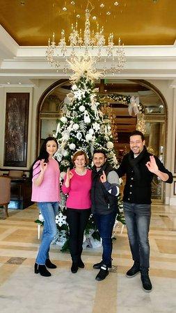 Athenee Palace Hilton Bucharest: winter time