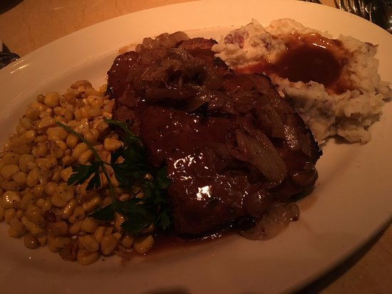 Allen, TX: Famous Factory Meatloaf