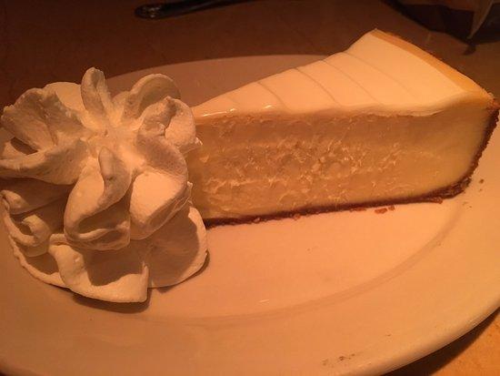 Allen, TX: Cheesecake!