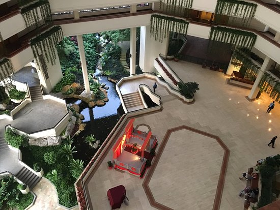 Bayan Lepas, Μαλαισία: Lobby from above