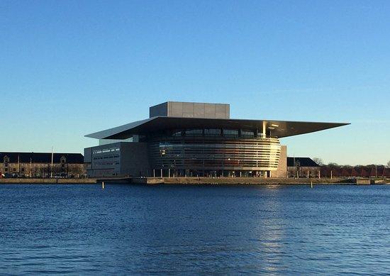 Open Foyer Opera Copenhagen : Foyer billede af copenhagen opera house københavn