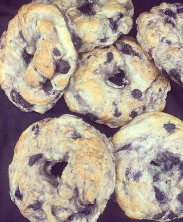 Shelbyville, IL: Blueberry bagels