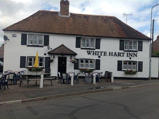 Ringwood, UK: White Hart Inn