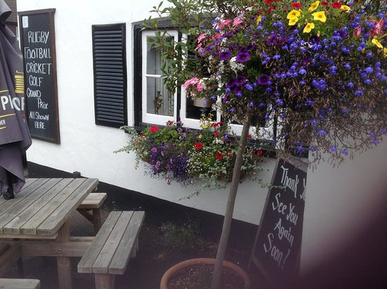 Ringwood, UK: Flowers