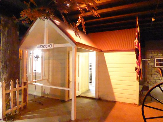 Arrowtown, نيوزيلندا: School House