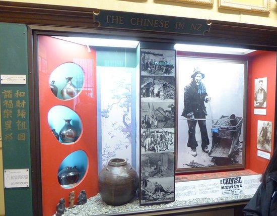 Эрроутаун, Новая Зеландия: Chinese Exhibit